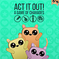 ACT IT OUT! A Game of Charades packshot